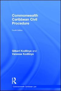 Commonwealth Caribbean Civil Procedure