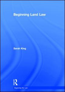Beginning Land Law