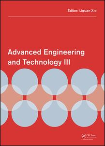 Advanced Engineering and Technology III