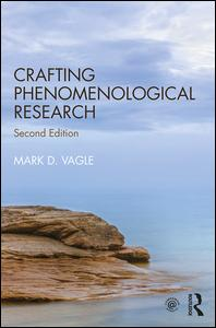 Crafting Phenomenological Research