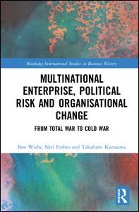 Multinational Enterprise, Political Risk and Organisational Change