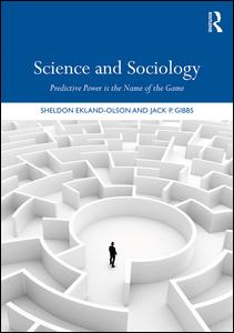Science and Sociology