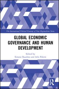 Global Economic Governance and Human Development