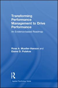 Transforming Performance Management to Drive Performance