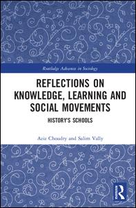 Reflections on Knowledge, Learning and Social Movements