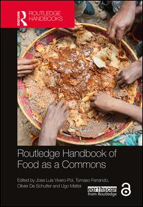 Routledge Handbook of Food as a Commons