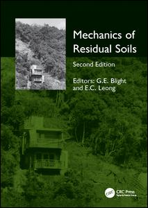 Mechanics of Residual Soils
