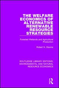 The Welfare Economics of Alternative Renewable Resource Strategies