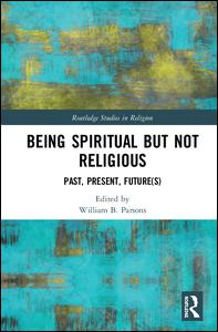 Being Spiritual but Not Religious