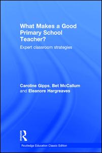 What Makes a Good Primary School Teacher?
