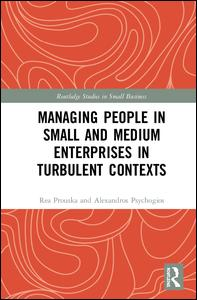 Managing People in Small and Medium Enterprises in Turbulent Contexts