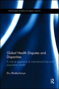 Global Health Disputes and Disparities