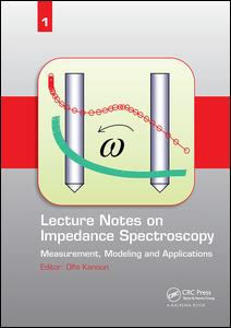 Lecture Notes on Impedance Spectroscopy