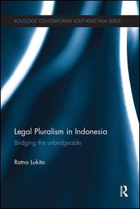 Legal Pluralism in Indonesia