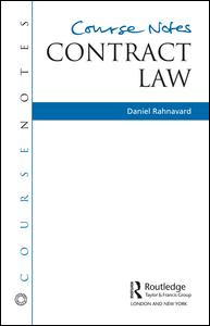 Course Notes: Contract Law