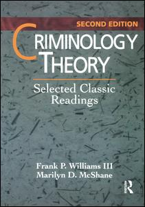 Criminology Theory