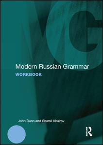 Modern Russian Grammar Workbook