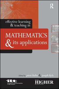 Effective Learning and Teaching in Mathematics and Its Applications