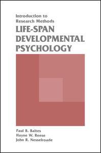 Life-span Developmental Psychology