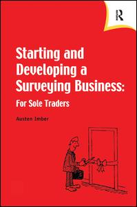 Starting and Developing a Surveying Business