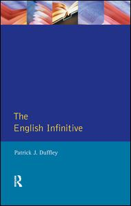 English Infinitive, The