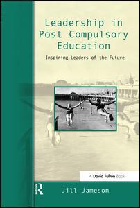 Leadership in Post-Compulsory Education