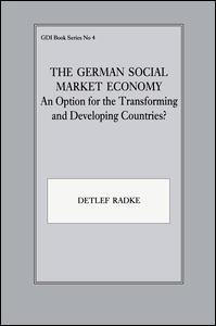 The German Social Market Economy