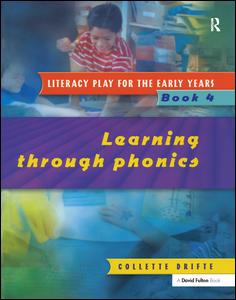 Literacy Play for the Early Years Book 4