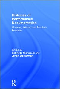 Histories of Performance Documentation