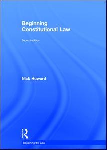 Beginning Constitutional Law