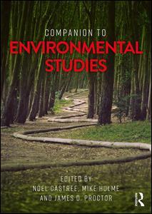 Companion to Environmental Studies