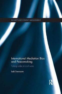 International Mediation Bias and Peacemaking