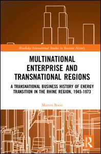 Multinational Business and Transnational Regions
