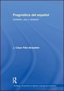 Pragmática del español