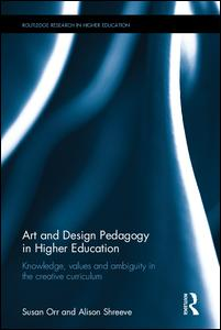 Art and Design Pedagogy in Higher Education