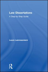 Law Dissertations