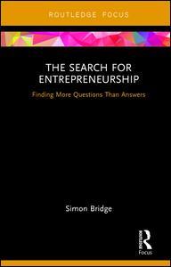 The Search for Entrepreneurship