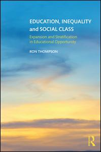 Education, Inequality and Social Class