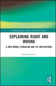 Explaining Right and Wrong