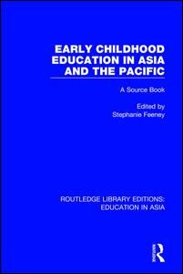 Early Childhood Education in Asia and the Pacific