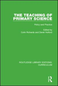 The Teaching of Primary Science