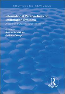 International Perspectives on Information Systems