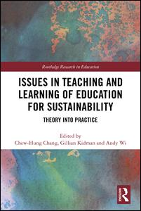 Issues in Teaching and Learning of Education for Sustainability