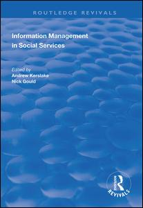 Information Management in Social Services