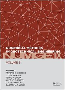 Numerical Methods in Geotechnical Engineering IX, Volume 2