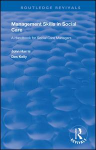 Management Skills in Social Care