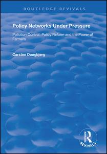 Policy Networks Under Pressure