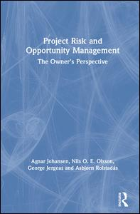 Project Risk and Opportunity Management