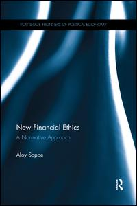 New Financial Ethics