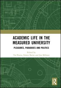 Academic Life in the Measured University